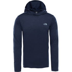 The North Face M's Reactor Hoodie Urban Navy Heather/Urban Navy